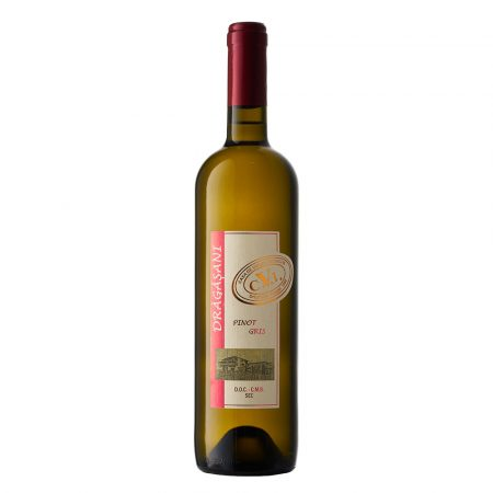 Pinot Gris Casa de Vinuri Iordache - Dragasani